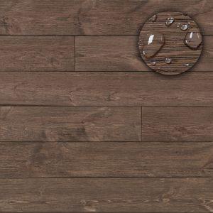 vintage brown exterior barnwood siding