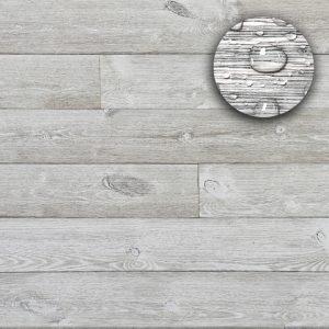 weathered white exterior barnwood siding